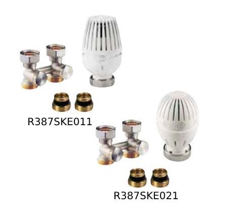 R387SKE SET na pripojenie radiátorov VK - priame pripojenie