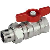 R259D Guľový ventil MF so šróbením