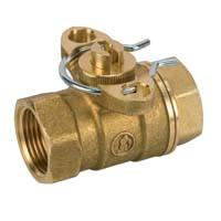 R276 Zónový guľový ventil