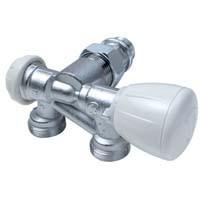 R357B1 Termostatický ventil na jednobodové zapojenie