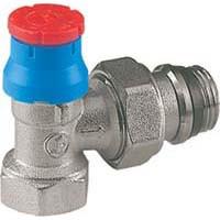 R401TG Termostatický ventil - rohový