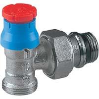 R411TG Termostatický ventil - rohový