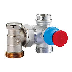 R414D Nastaviteľný ventil s možnosťou termostatu
