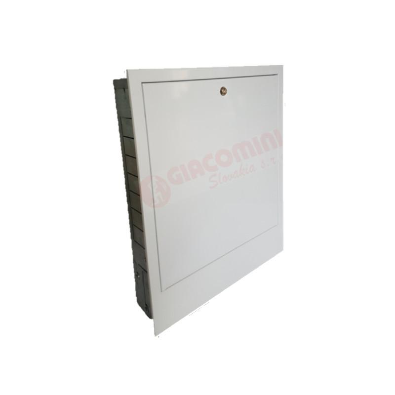R502 Oceľová skrinka - podomietková