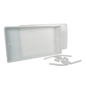 R584 Plastová skrina pre rozdeľovače