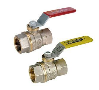 R950 Guľový ventil FF s guľou DADO - ťažká rada