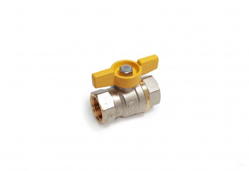 R951 Guľový ventil FF s guľou DADO - ťažká rada