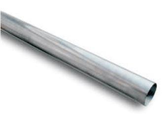 TUCZ Rúrka z uhlíkovej ocele s vonkajším pozinkovaním, 6m
